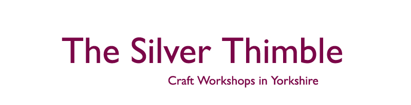 The Silver Thimble.  Craft Workshops near York and Malton in Yorkshire